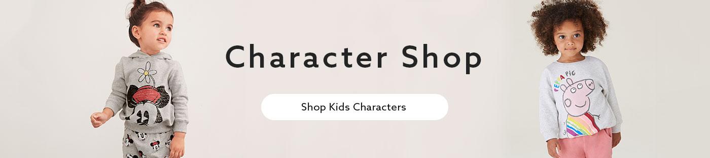 Comprar personajes para niños