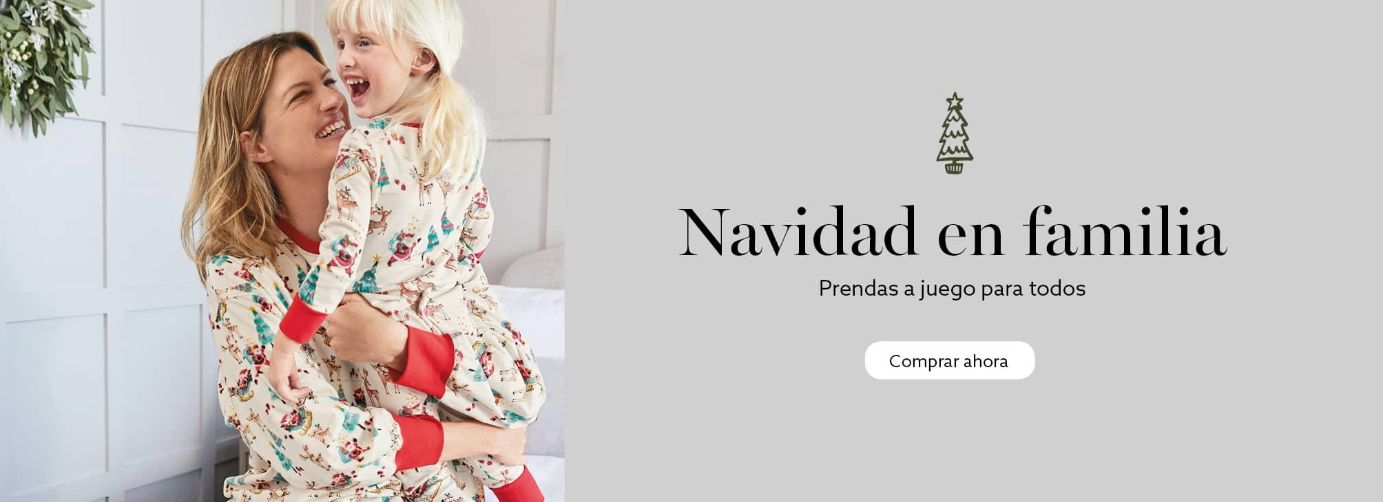 Pijamas a juego V1_Español